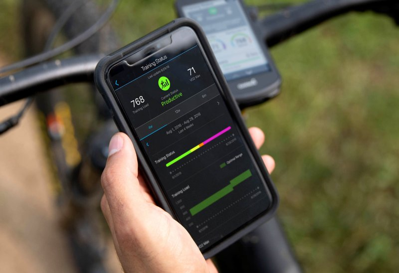 Garmin Connect<sup>™</sup>-App